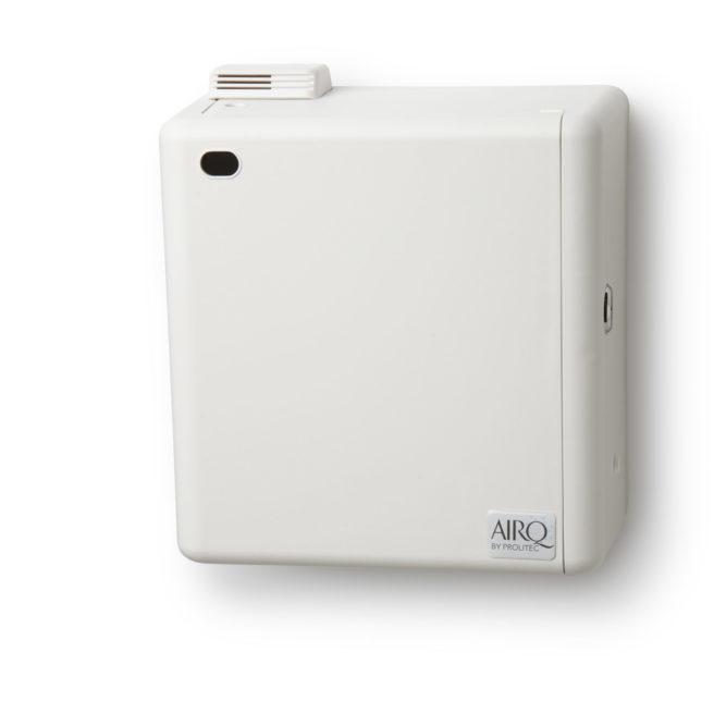 Dyfuzor zapachowy AirQ570 do profesjonalnej aromatyzacji pomieszczeń.