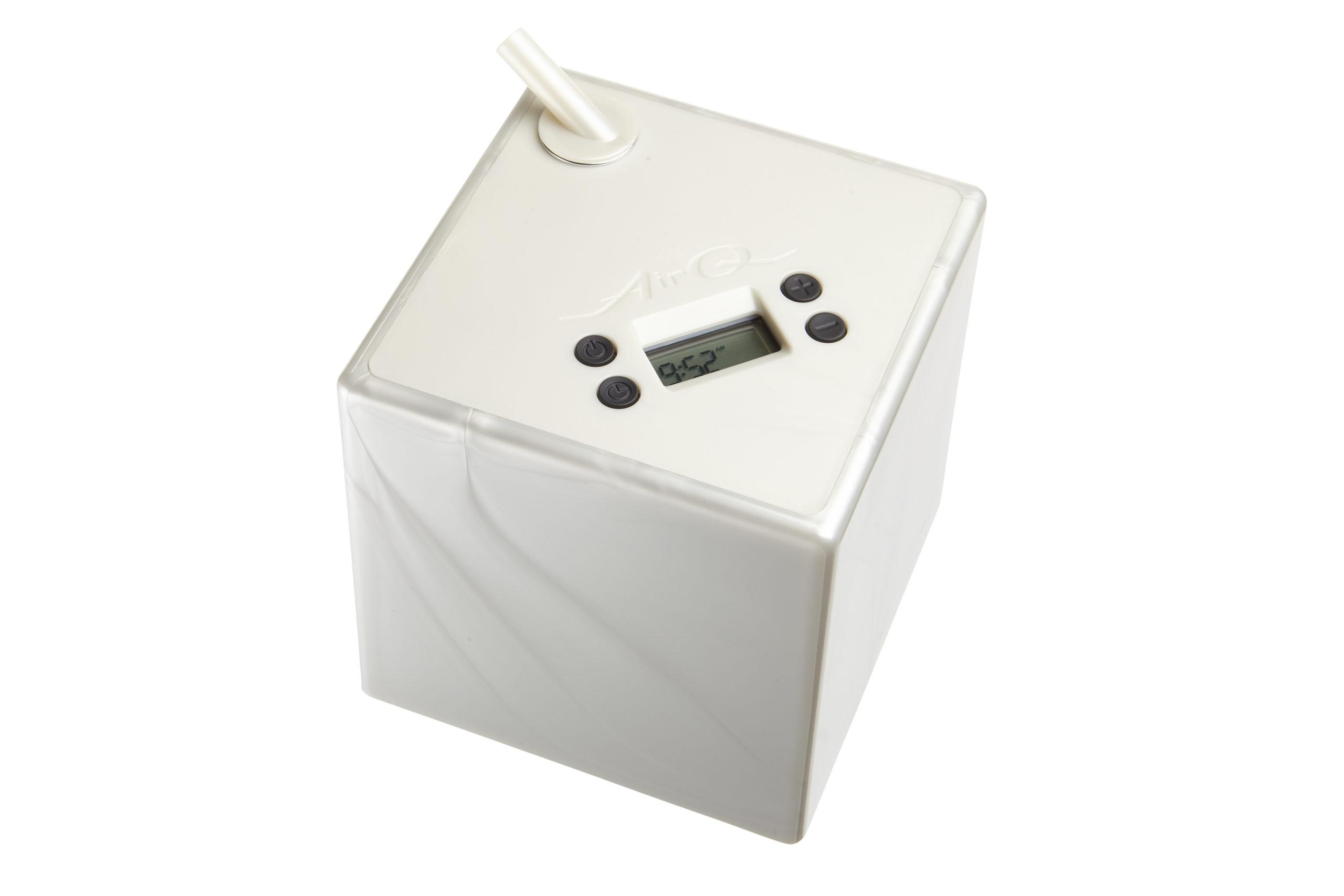 AirQ100 to dyfuzor zapachowy do aromamarketingu.