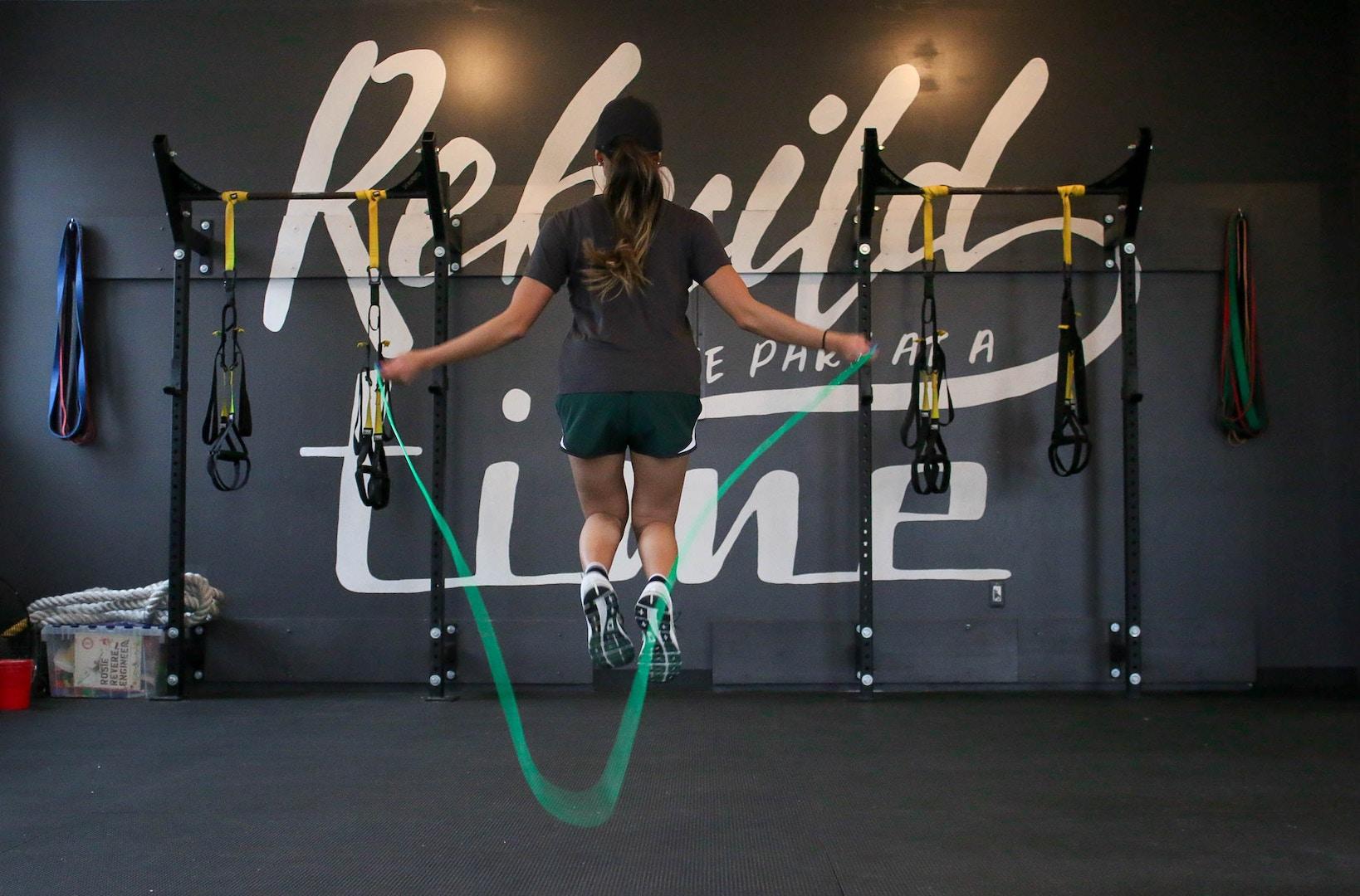 Zapachy do klubu fitness i siłowni podnoszą wydolność organizmu.