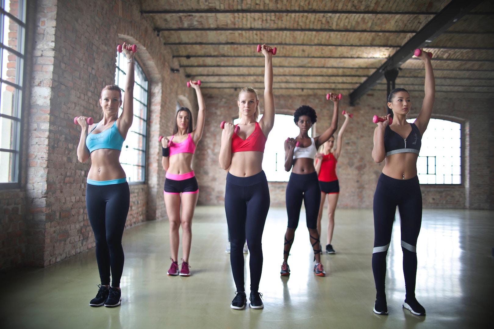 Wyróznij swój klub zapachami do siłowni