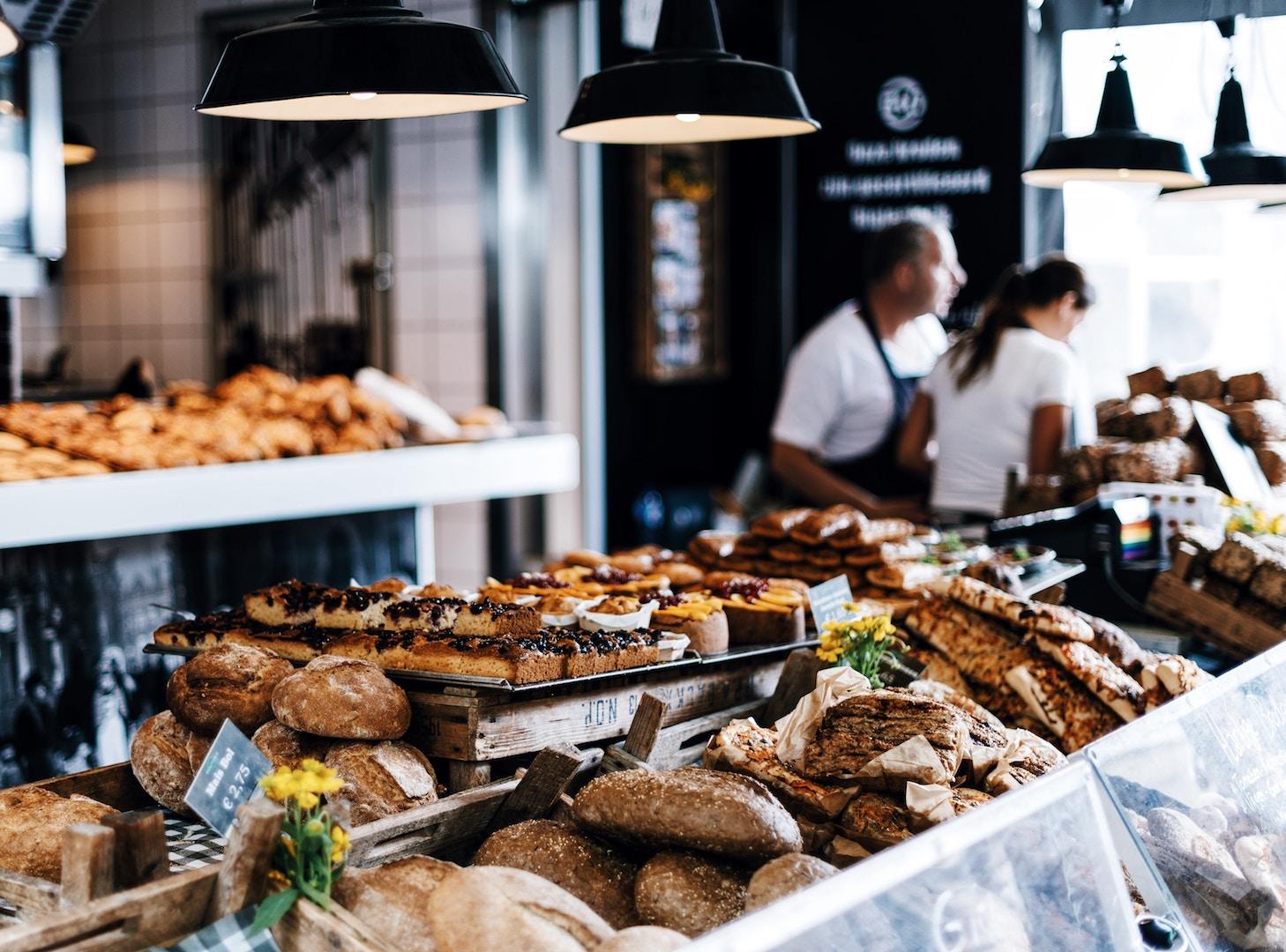 Zapachy spożywcze do sklepu, marketu, restauracji.