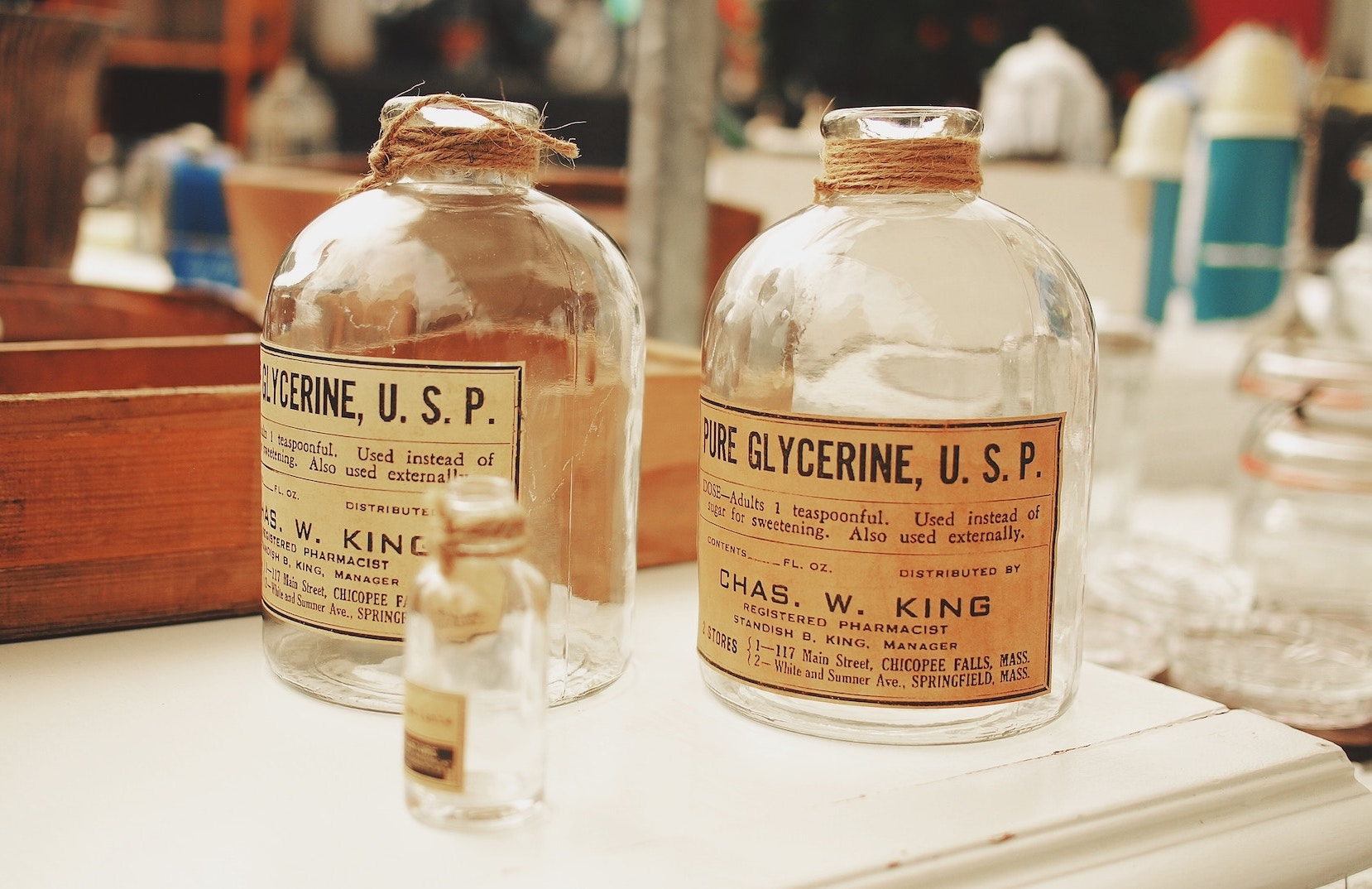 Zapachy do apteki czyli neutralizacja i odświeżenie apteki.
