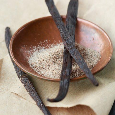 Wanilia czyli waniliowe nuty w kompozycji African Amber.