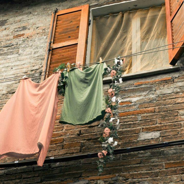 Fresh Cotton czyli zapach świeżego prania.